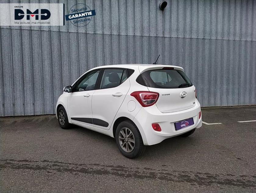 Hyundai I10 1.2 87ch Pack Sensation - Visuel #3