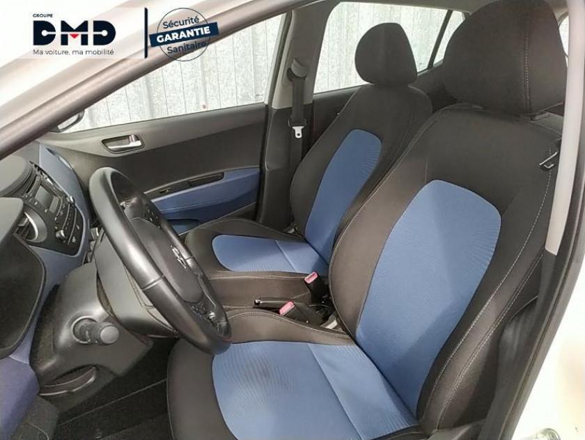 Hyundai I10 1.2 87ch Pack Sensation - Visuel #9