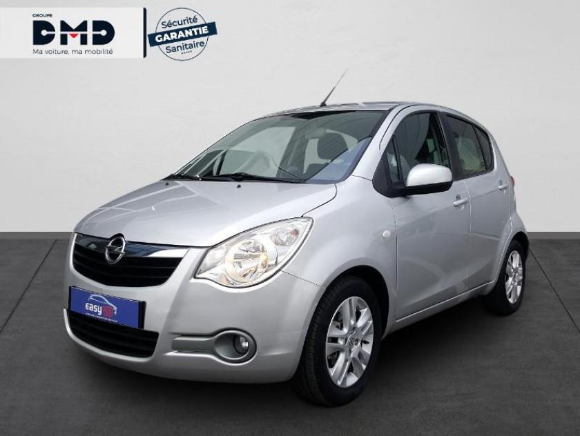 Opel Agila 1.0 68 Ecoflex Enjoy Start&stop - Visuel #1