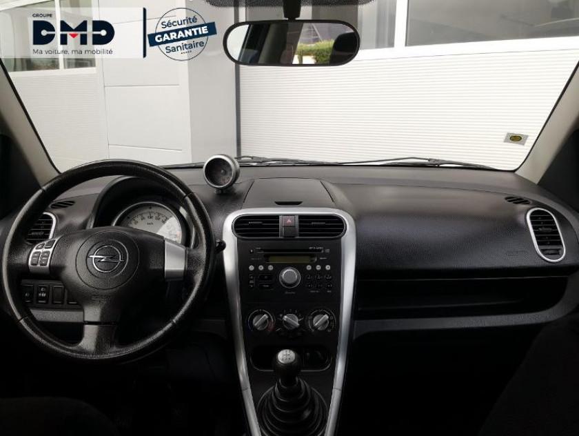 Opel Agila 1.0 68 Ecoflex Enjoy Start&stop - Visuel #5
