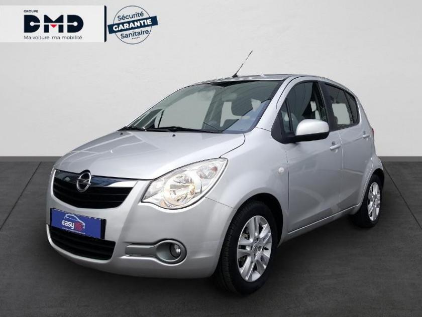 Opel Agila 1.0 68 Ecoflex Enjoy Start&stop - Visuel #15