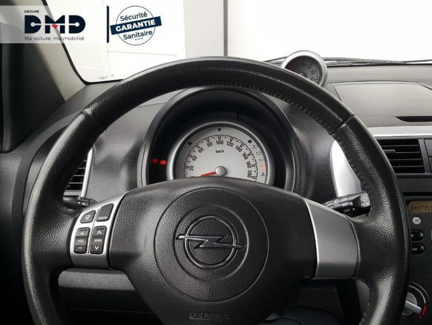 Opel Agila 1.0 68 Ecoflex Enjoy Start&stop - Visuel #7
