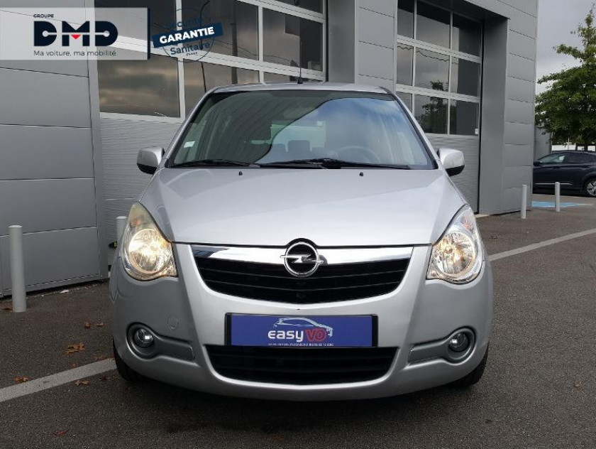Opel Agila 1.0 68 Ecoflex Enjoy Start&stop - Visuel #4