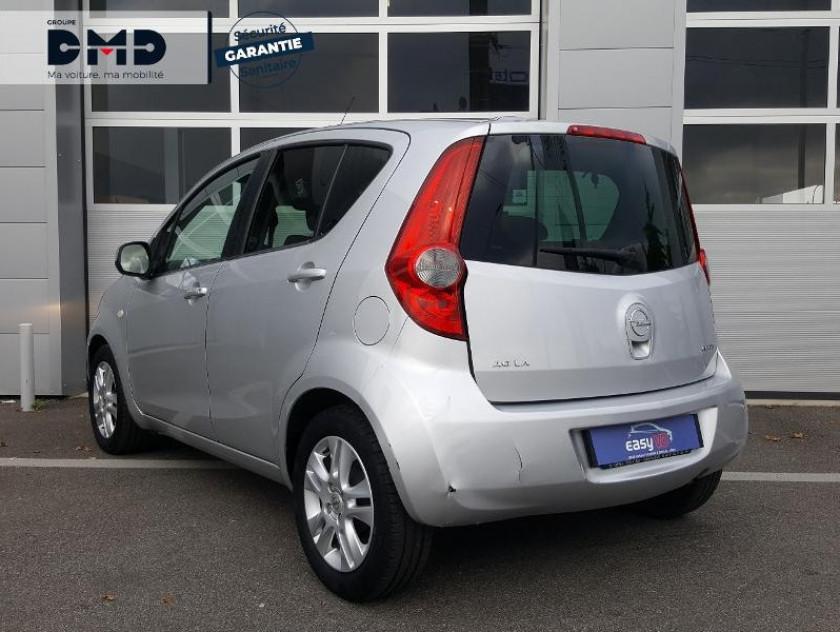 Opel Agila 1.0 68 Ecoflex Enjoy Start&stop - Visuel #3