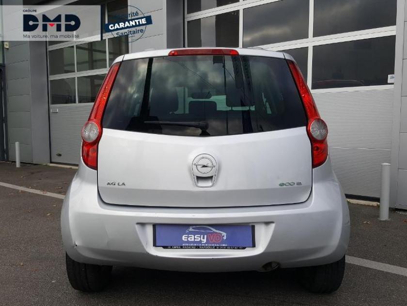 Opel Agila 1.0 68 Ecoflex Enjoy Start&stop - Visuel #11