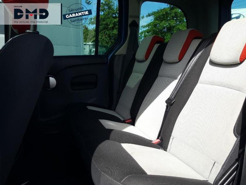 Renault Kangoo 1.5 Dci 110ch Fap Tomtom Edition - Visuel #10