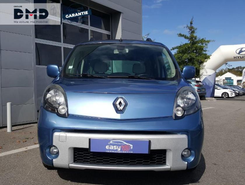 Renault Kangoo 1.5 Dci 110ch Fap Tomtom Edition - Visuel #4