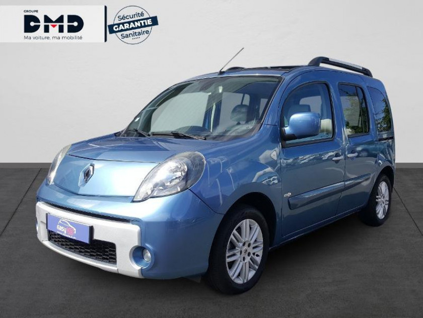 Renault Kangoo 1.5 Dci 110ch Fap Tomtom Edition - Visuel #1