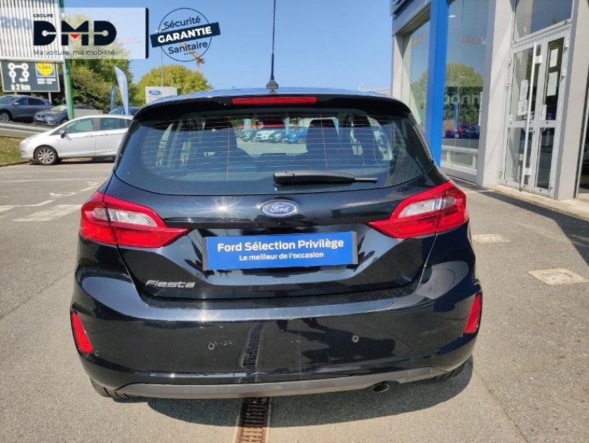 Ford Fiesta 1.0 Ecoboost 100ch Stop&start Cool & Connect 5p Euro6.2 - Visuel #11