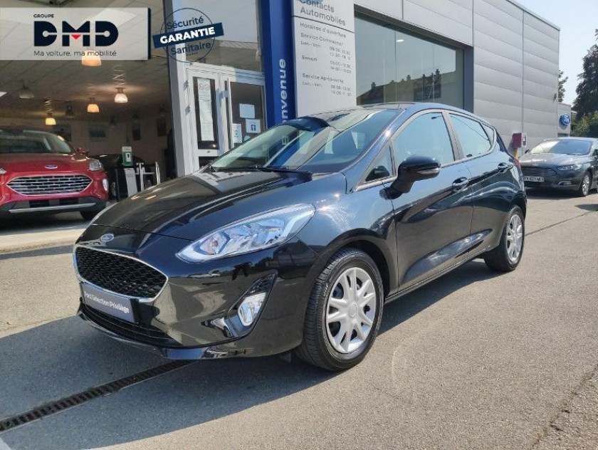 Ford Fiesta 1.0 Ecoboost 100ch Stop&start Cool & Connect 5p Euro6.2 - Visuel #15