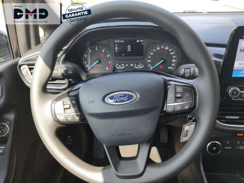 Ford Fiesta 1.0 Ecoboost 100ch Stop&start Cool & Connect 5p Euro6.2 - Visuel #7
