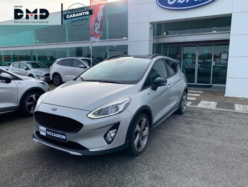 Ford Fiesta Active 1.0 Ecoboost 100ch S&s Plus Euro6.2 - Visuel #14