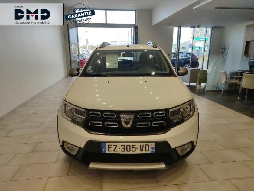 Dacia Sandero 0.9 Tce 90ch Stepway Euro6c - Visuel #4