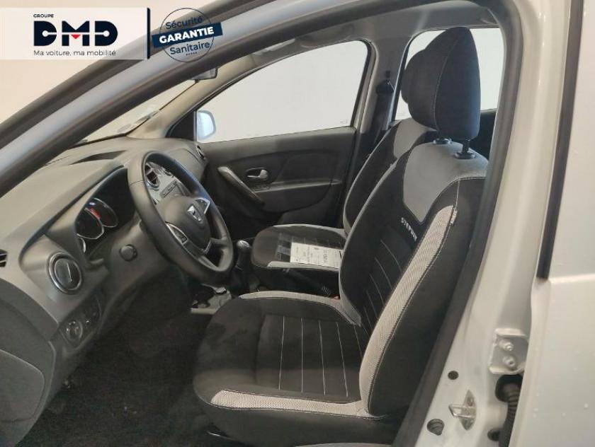 Dacia Sandero 0.9 Tce 90ch Stepway Euro6c - Visuel #9
