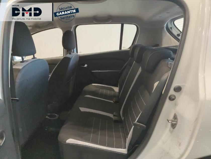Dacia Sandero 0.9 Tce 90ch Stepway Euro6c - Visuel #10