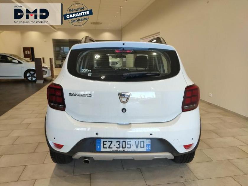 Dacia Sandero 0.9 Tce 90ch Stepway Euro6c - Visuel #11
