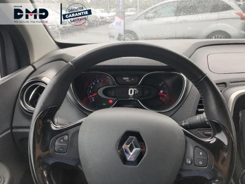 Renault Captur 1.2 Tce 120ch Stop&start Energy Zen Edc Euro6 2016 - Visuel #7