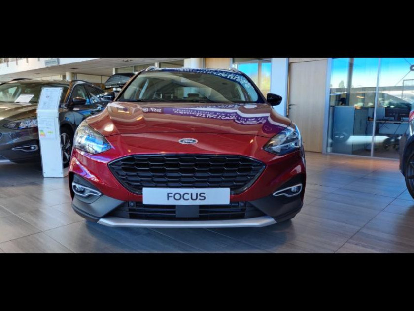 Ford Focus Active 1.0 Ecoboost 125ch Active V - Visuel #2