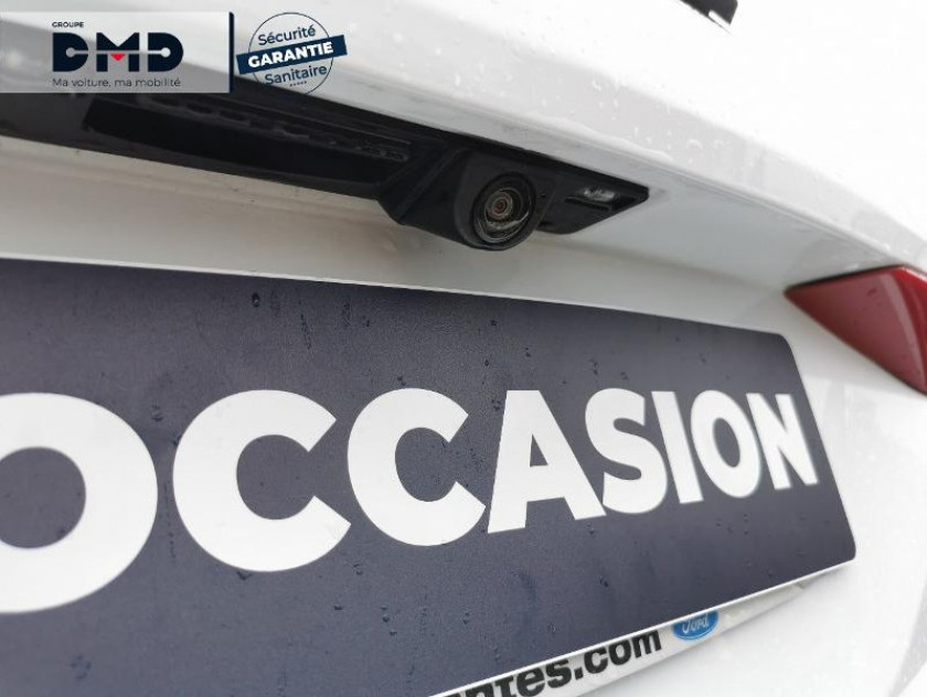 Ford Fiesta 1.0 Ecoboost 100ch Stop&start Vignale 5p Euro6.2 - Visuel #14
