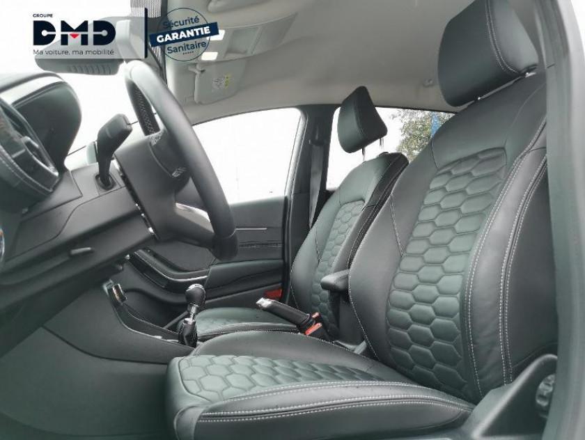 Ford Fiesta 1.0 Ecoboost 100ch Stop&start Vignale 5p Euro6.2 - Visuel #9