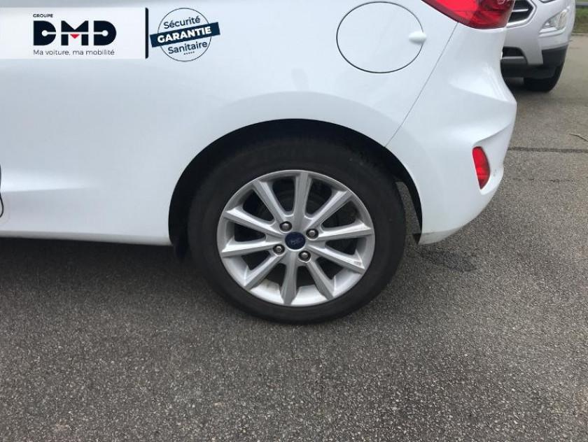 Ford Fiesta 1.5 Tdci 85ch Stop&start Titanium 3p - Visuel #13