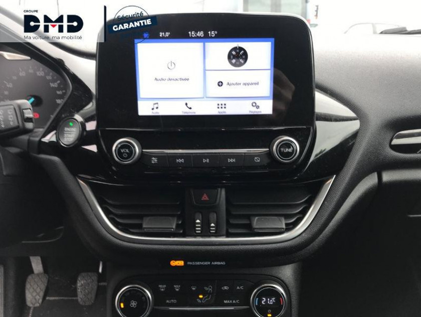 Ford Fiesta 1.5 Tdci 85ch Stop&start Titanium 3p - Visuel #6