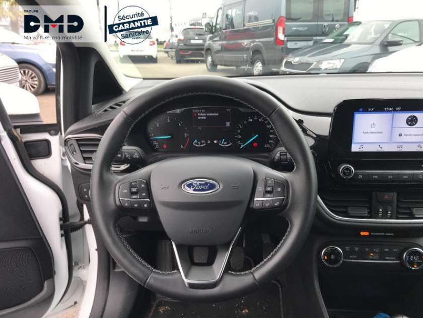 Ford Fiesta 1.5 Tdci 85ch Stop&start Titanium 3p - Visuel #7