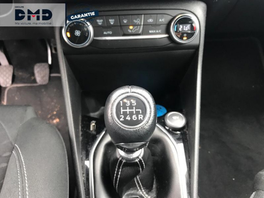 Ford Fiesta 1.5 Tdci 85ch Stop&start Titanium 3p - Visuel #8