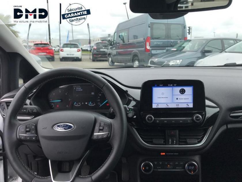 Ford Fiesta 1.5 Tdci 85ch Stop&start Titanium 3p - Visuel #5