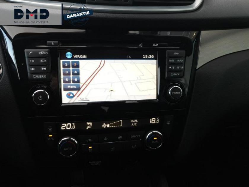 Nissan Qashqai 1.2 Dig-t 115ch N-connecta - Visuel #6