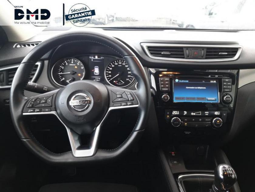 Nissan Qashqai 1.2 Dig-t 115ch N-connecta - Visuel #5