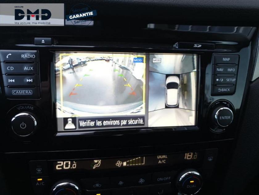 Nissan Qashqai 1.2 Dig-t 115ch N-connecta - Visuel #14