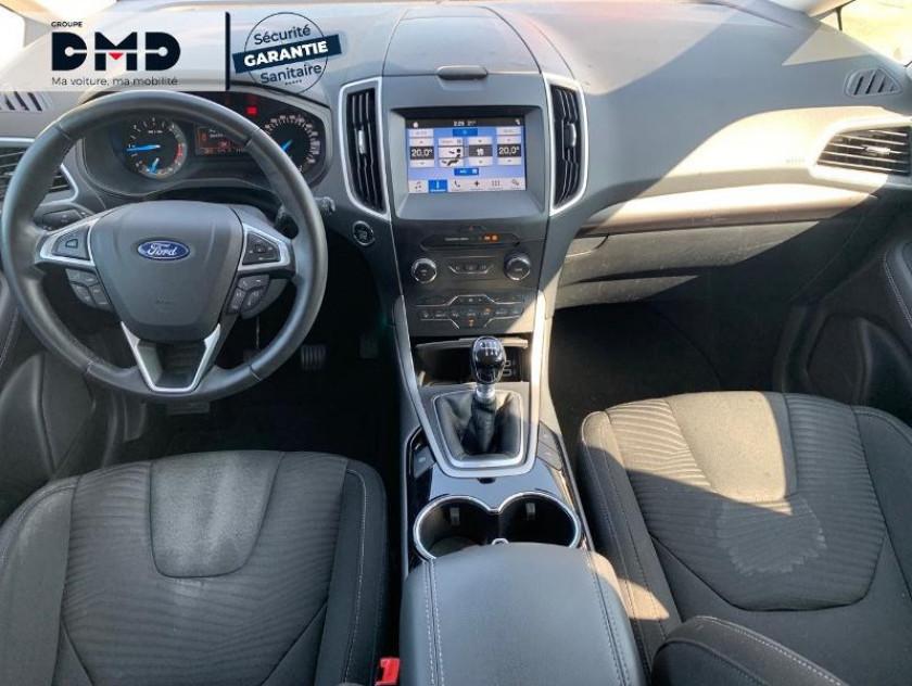 Ford S-max 2.0 Tdci 120ch Stop&start Business Nav - Visuel #5