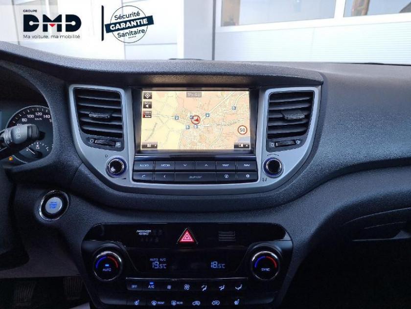 Hyundai Tucson 1.6 Gdi 132ch Creative 2wd - Visuel #6