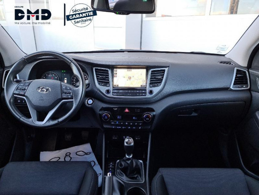 Hyundai Tucson 1.6 Gdi 132ch Creative 2wd - Visuel #5