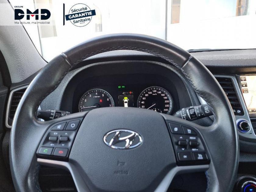 Hyundai Tucson 1.6 Gdi 132ch Creative 2wd - Visuel #7