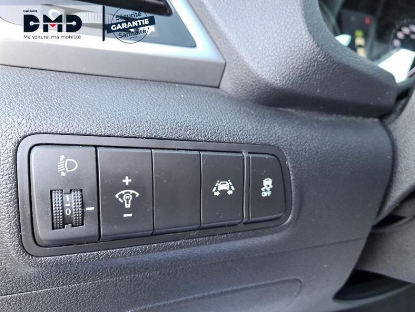 Hyundai Tucson 1.6 Gdi 132ch Creative 2wd - Visuel #15