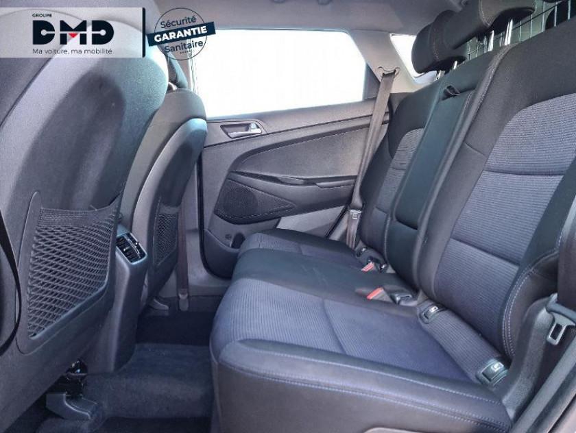 Hyundai Tucson 1.6 Gdi 132ch Creative 2wd - Visuel #10