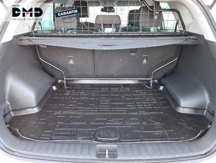 Hyundai Tucson 1.6 Gdi 132ch Creative 2wd - Visuel #12