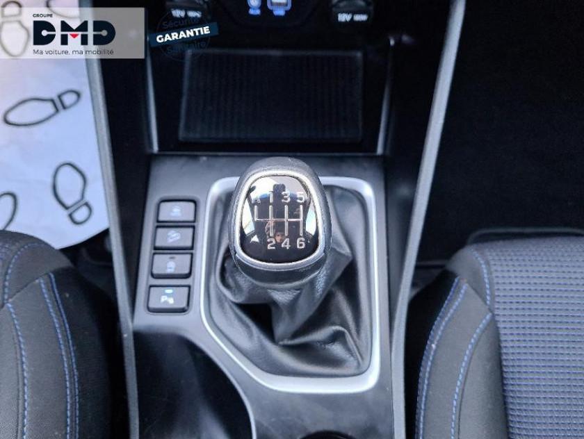 Hyundai Tucson 1.6 Gdi 132ch Creative 2wd - Visuel #8
