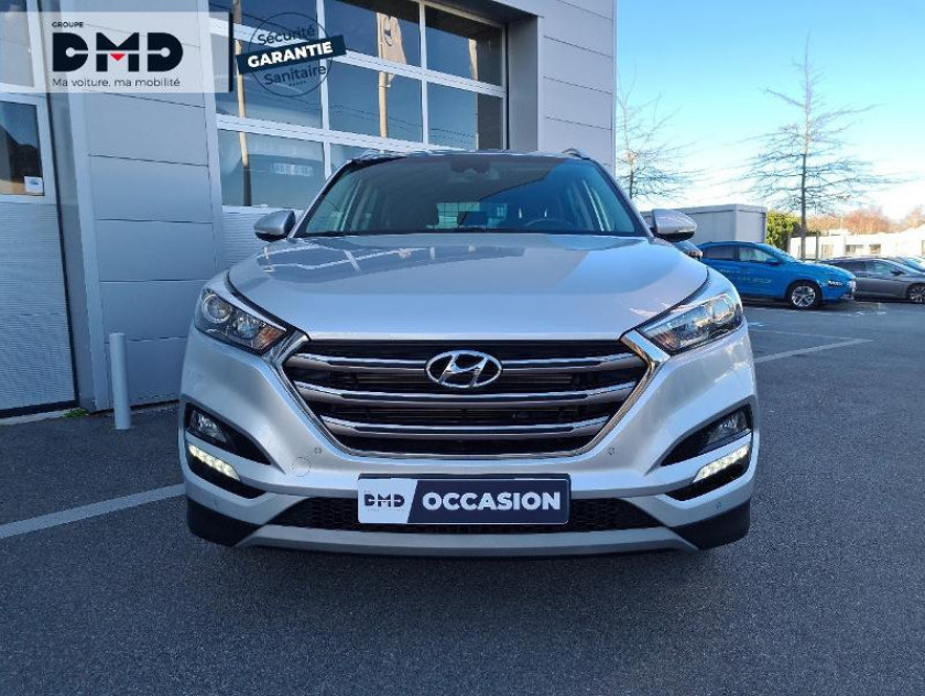 Hyundai Tucson 1.6 Gdi 132ch Creative 2wd - Visuel #4