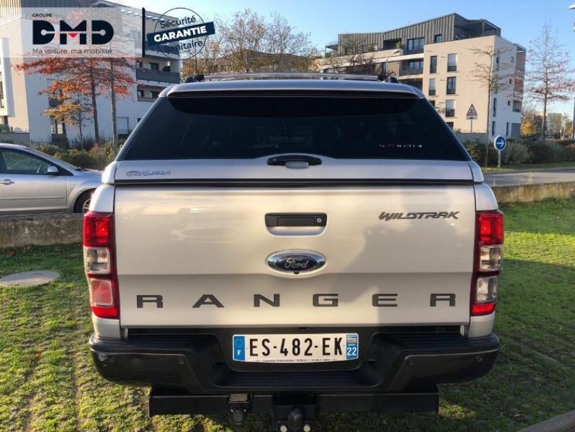 Ford Ranger 3.2 Tdci 200ch Double Cabine Wildtrak Bva - Visuel #11