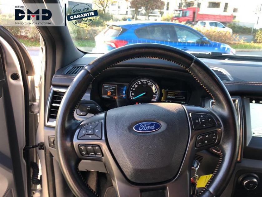 Ford Ranger 3.2 Tdci 200ch Double Cabine Wildtrak Bva - Visuel #7