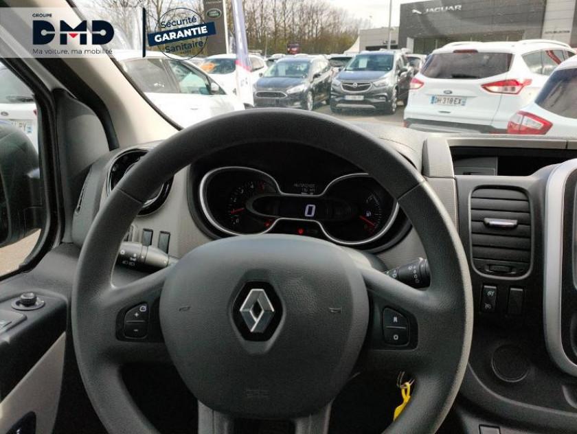 Renault Trafic Fg L1h1 1000 1.6 Dci 95ch Grand Confort Euro6 - Visuel #7