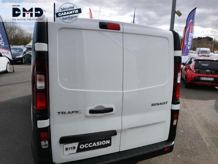 Renault Trafic Fg L1h1 1000 1.6 Dci 95ch Grand Confort Euro6 - Visuel #11