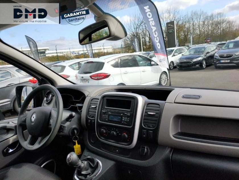 Renault Trafic Fg L1h1 1000 1.6 Dci 95ch Grand Confort Euro6 - Visuel #5