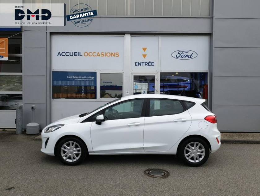 Ford Fiesta 1.0 Ecoboost 100ch Stop&start Cool & Connect 5p Euro6.2 - Visuel #2