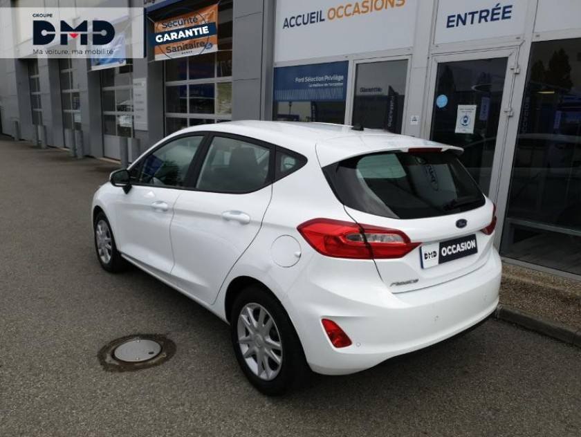 Ford Fiesta 1.0 Ecoboost 100ch Stop&start Cool & Connect 5p Euro6.2 - Visuel #3