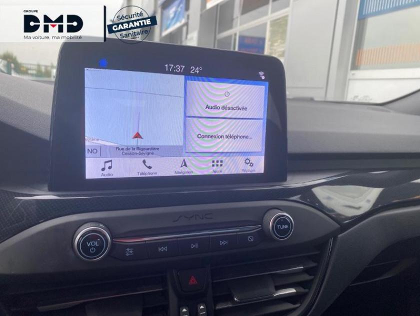 Ford Focus Sw 1.5 Ecoblue 120ch St-line - Visuel #6