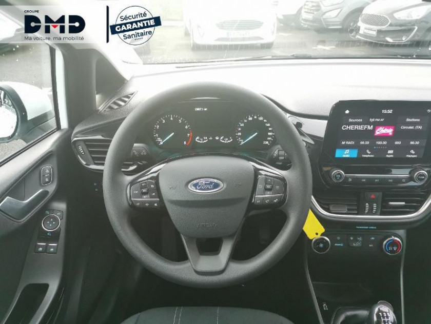 Ford Fiesta 1.1 85ch Trend 5p 5cv Euro6.2 - Visuel #7